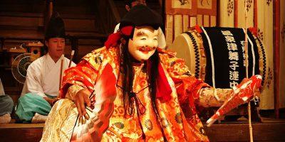 ご縁の国しまね 石見神楽 恵比須さん