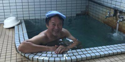 板倉あつしのプロフィール写真 雲母温泉の湯ごこち
