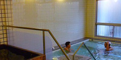 長野県小谷村下里瀬温泉「サンテインおたり」