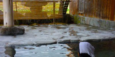 長野県白馬村・八方温泉「みみずくの湯」と「おひょっくり」