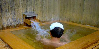 岡山県真庭市「湯原温泉」と「とろける温泉湯豆腐」