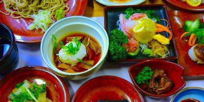 長野県小谷村の来馬温泉と「身土不二」料理