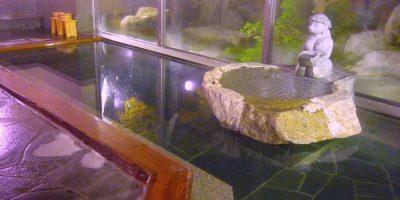 静岡県掛川市倉真(くらみ)温泉「真砂館」の牛豚二色しゃぶしゃぶ