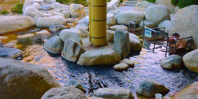 静岡県袋井市「和の湯」とご当地B級グルメ「たまごふわふわ」