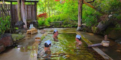 宮城県大崎市東鳴子温泉「旅館大沼」と「ありがとうなっとう」