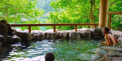 富山県南砺市「くろば温泉」と「五箇山豆腐」