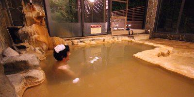 庄川温泉郷 鳥越の宿「三楽園」と、いろり茶屋「鮎の庄」